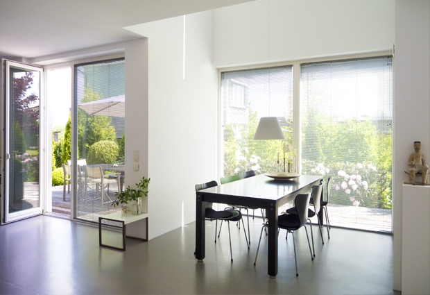Betonlook vloer geschikte materialen en hun eigenschappen