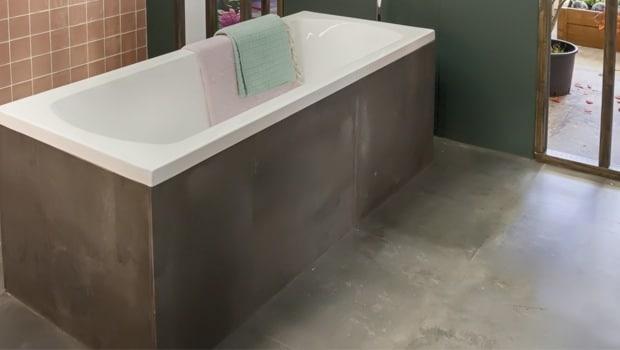 Beton Gietvloer Badkamer : Onderhoud betonvloer tips poetsen schoonmaakmiddelen