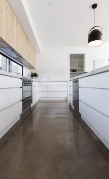 beton impregneren keuken
