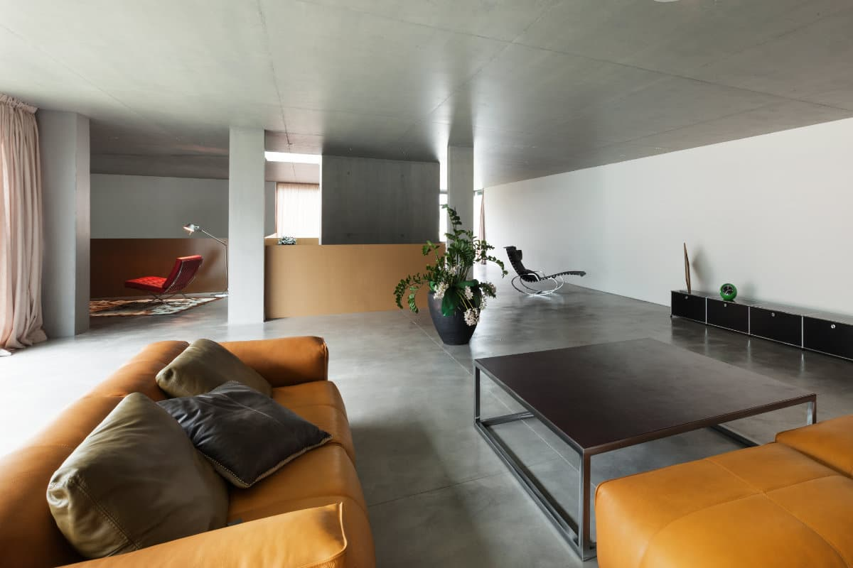 Betonnen Vloer Prijs : Prijs betonvloer kosten per m voor verschillende soorten