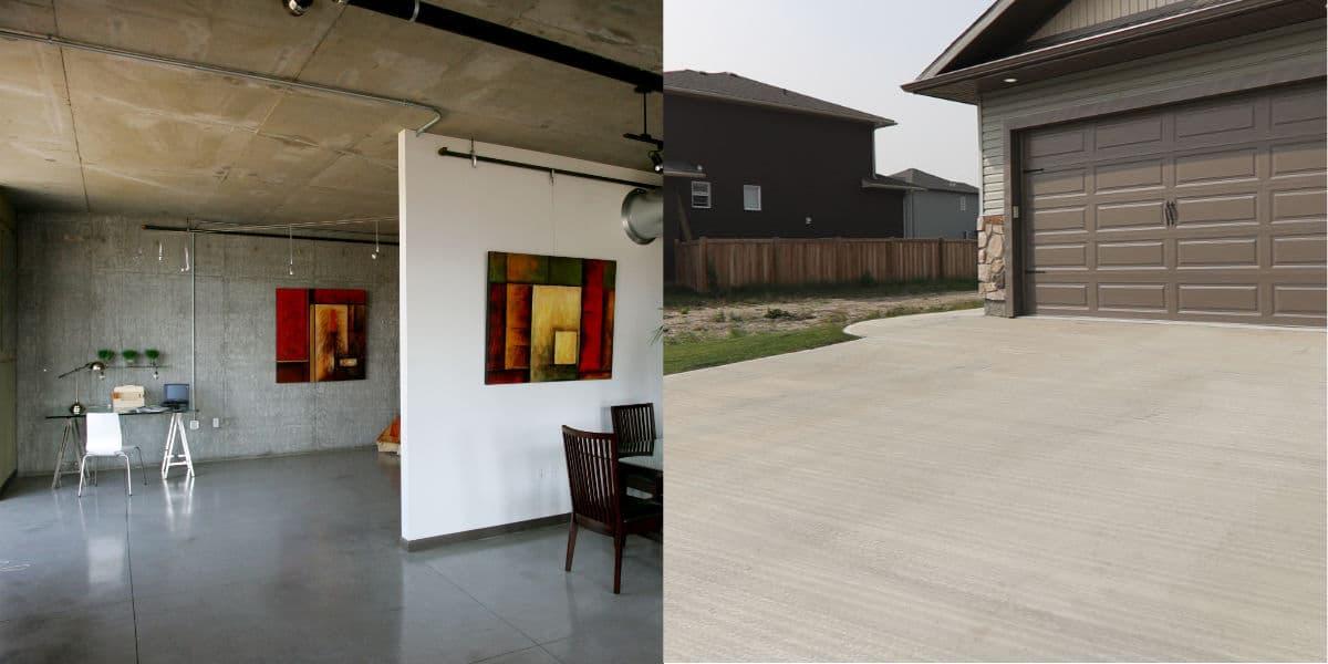 soorten betonvloeren