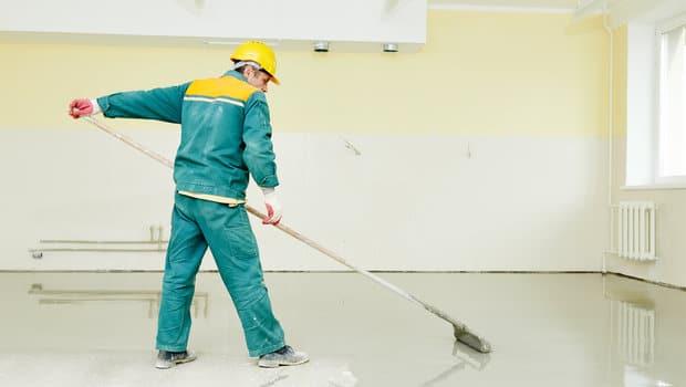 Betonvloer schilderen: info en stappenplan